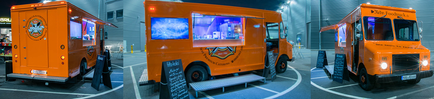 Food-Truck Individualbau